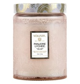 Voluspa Large Glass Jar Candle
