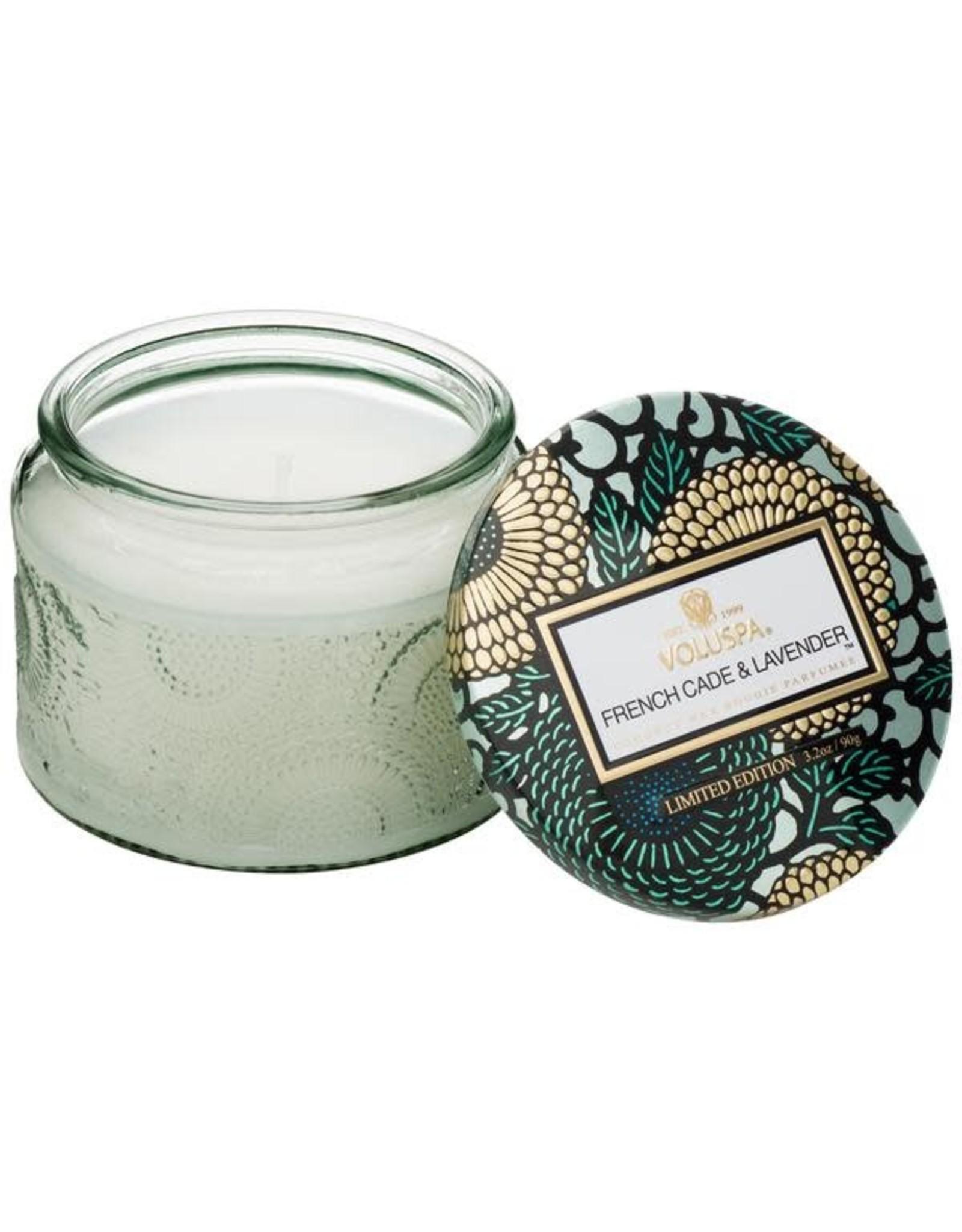 Voluspa Voluspa Small Glass Jar Candle