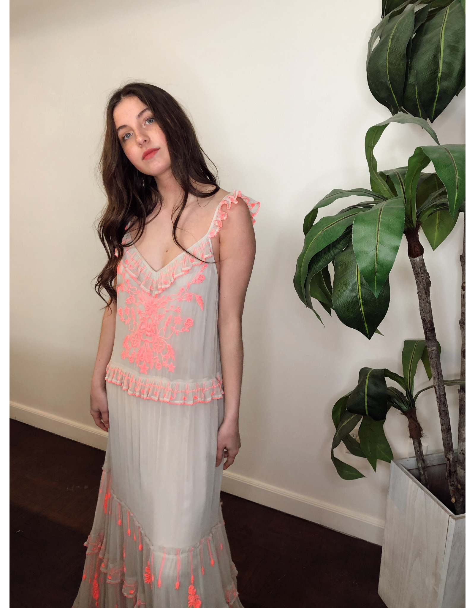 Free People Coralie Dress