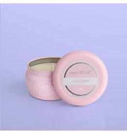 Capri Blue Volcano Pink Mini Tin Candle