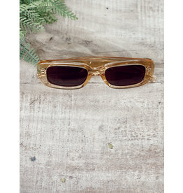Reality Eyewear X-Ray Spex Reality Sunnies Champagne