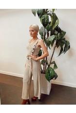 Lucy Paris Camille Knit Button Top