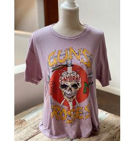 Daydreamer Guns N Roses Samurai BF tee