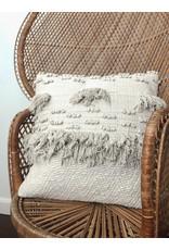 Creative Co-Op Cotton Bohemian Pillow