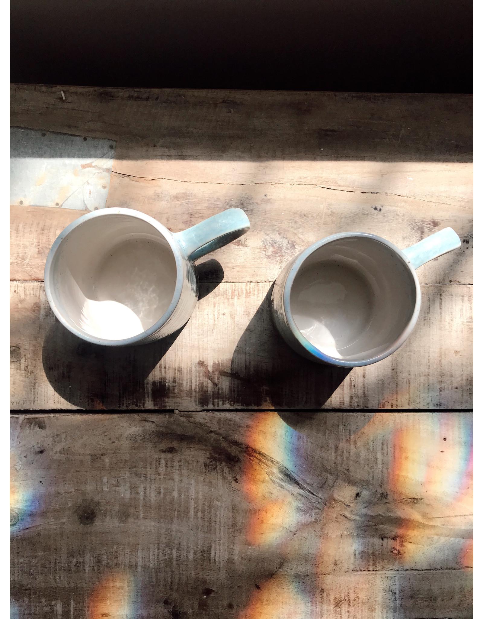 Creative Co-Op Reactive Glazed Mug