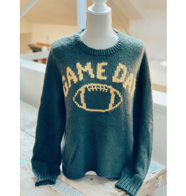 Woodenshipsknits Game Day Sweater