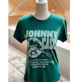 Daydreamer Johnny Cash Live '69 Tour Tee