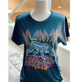 Daydreamer Def Leppard Japan '88 Tour