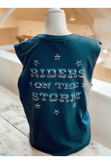 Daydreamer Riders on the Storm Muscle Tee