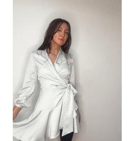 Lucy Paris Sienna Wrap Dress
