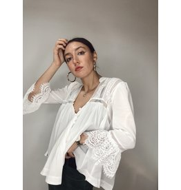 Free People ESME BUTTONDOWN