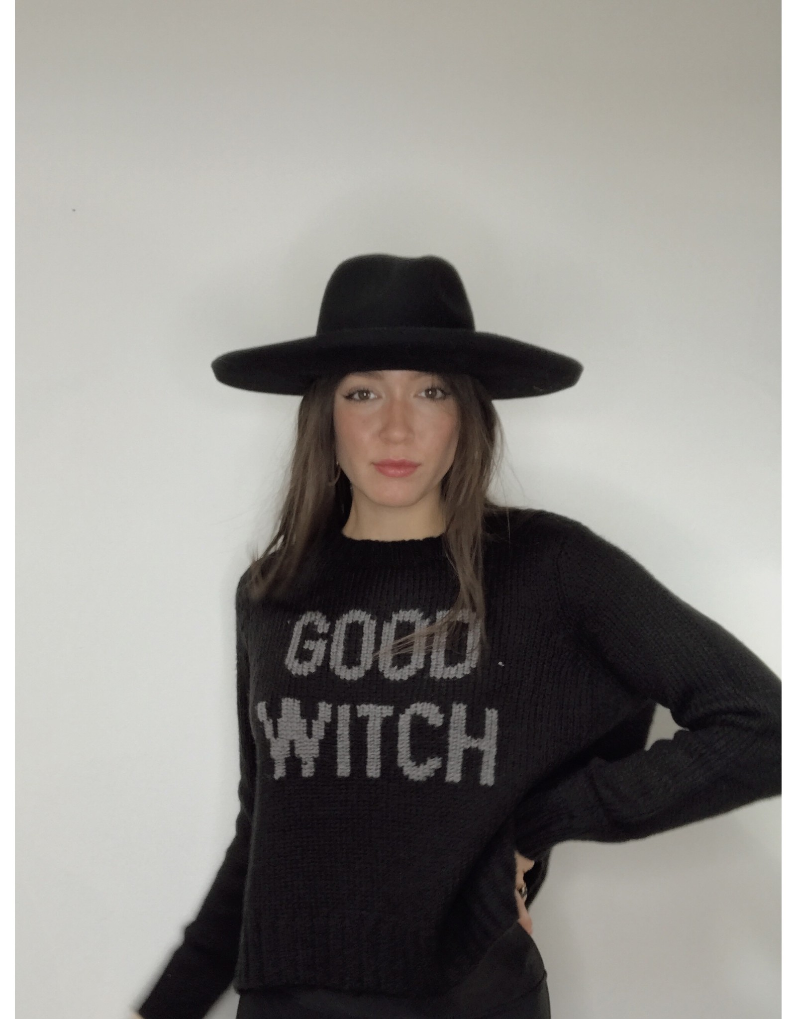Woodenshipsknits Witch Sweater