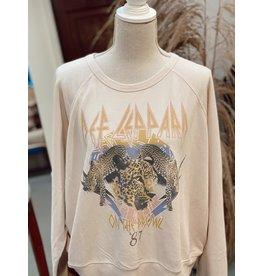 Daydreamer Def Leppard On the Prowl Sweatshirt
