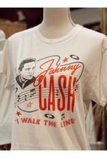 Daydreamer Johnny Cash Walk the Line Tour Tee