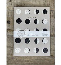 Seedlings Moon Phases Plantable Seedlings Notebook Set