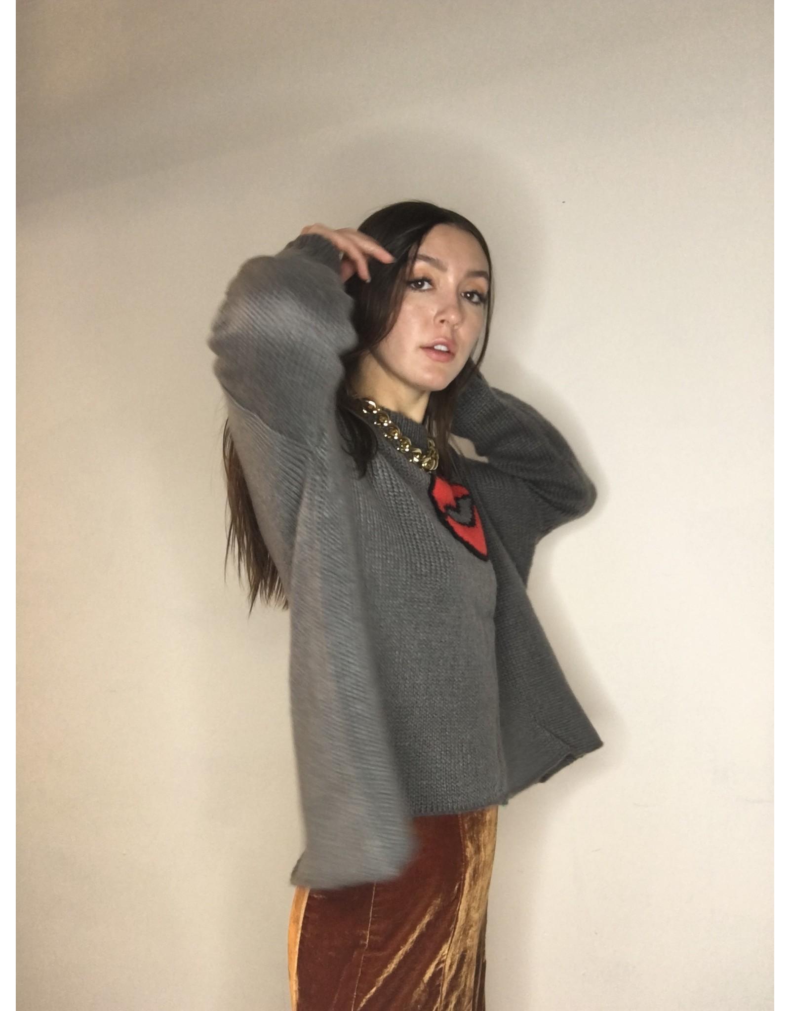 Woodenshipsknits Smooch Pullover