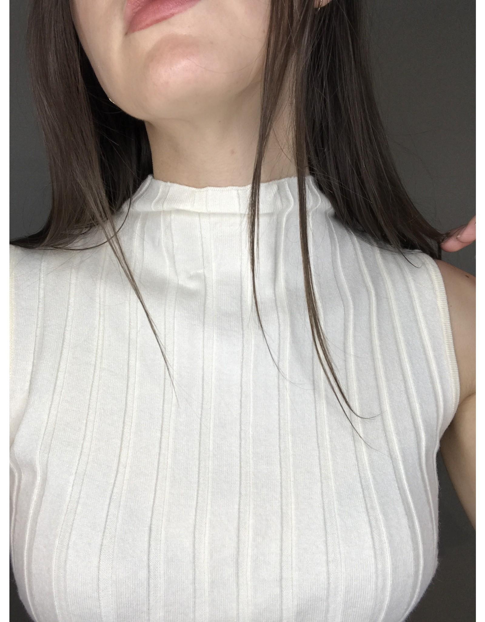 Lucy Paris Leah Knit Tank