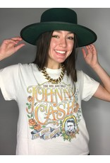 Daydreamer Johnny Cash One & Only Tour Tee