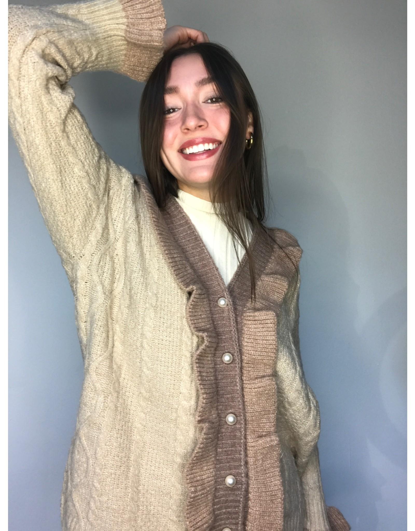Aratta COCO Sweater Cardigan