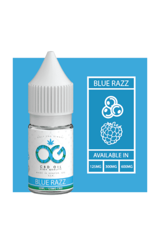 OG Laboratories CBD Oil Vape E-Juice