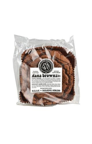 Kana BrownZzz Relaxation Brownie 25 mg