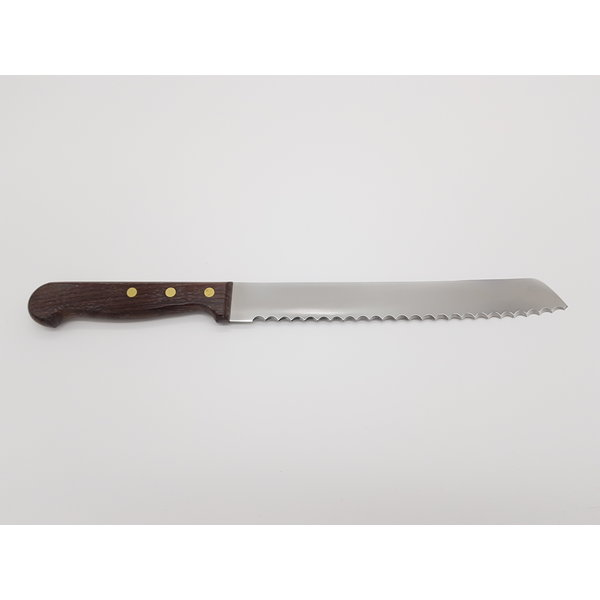 """Grohmann Couteau à pain 8"""" - Palissandre - Grohmann"""