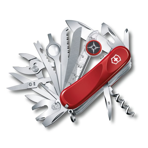Victorinox Evolution S54 Toolchest plus - Avec verrou - Victorinox
