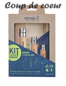 Opinel Kit de cuisine nomade - Opinel