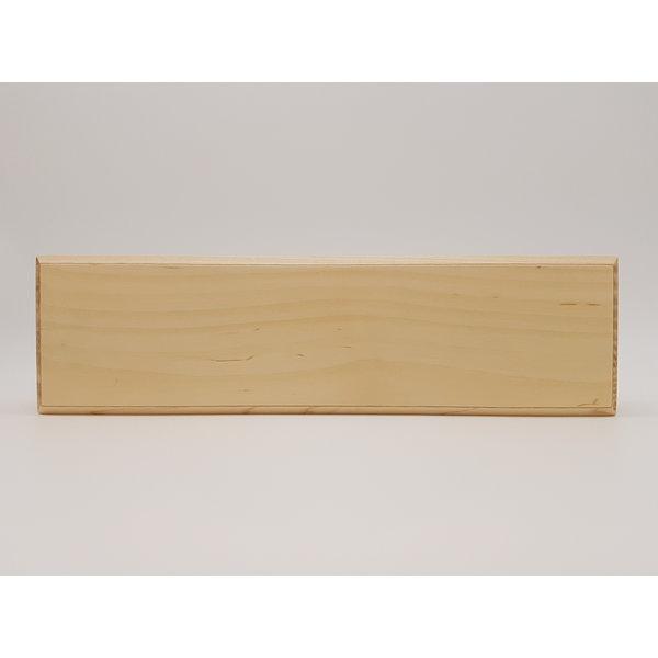 """L'Aiguisoir Barre magnétique artisanale 11"""" - Érable - L'Aiguisoir"""