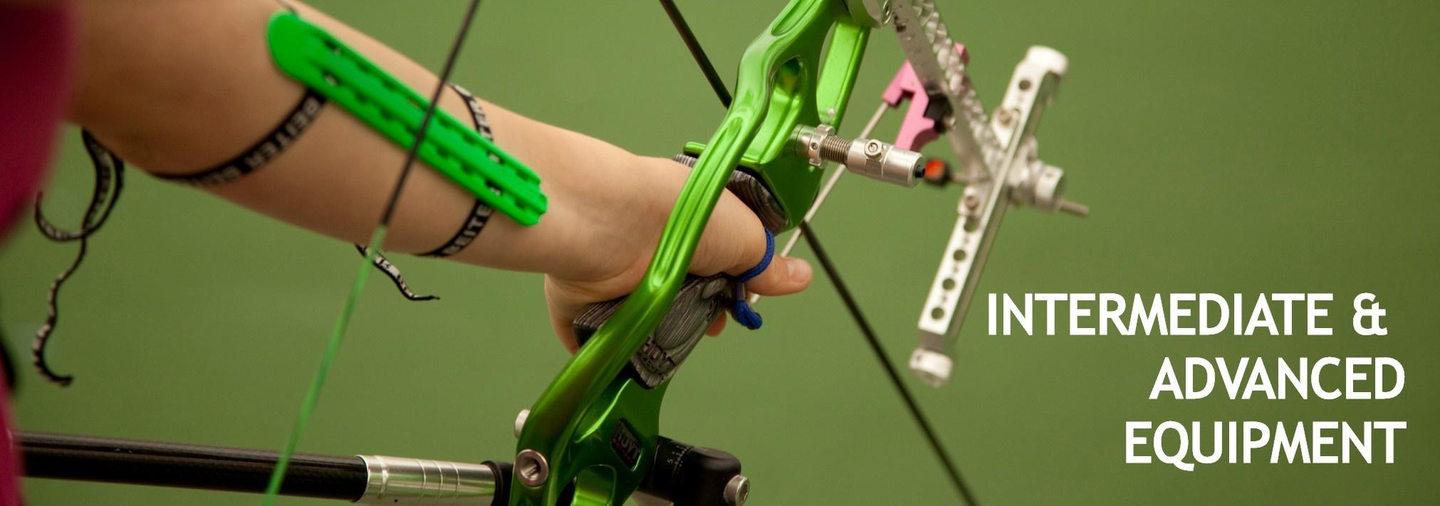 Intermediate & Advanced Recurve Bows