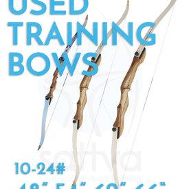Used Training Bows