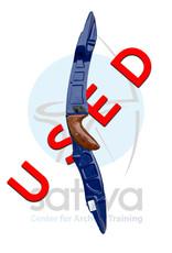 "USED KAP Evolution II Riser Blue 23"" RH"