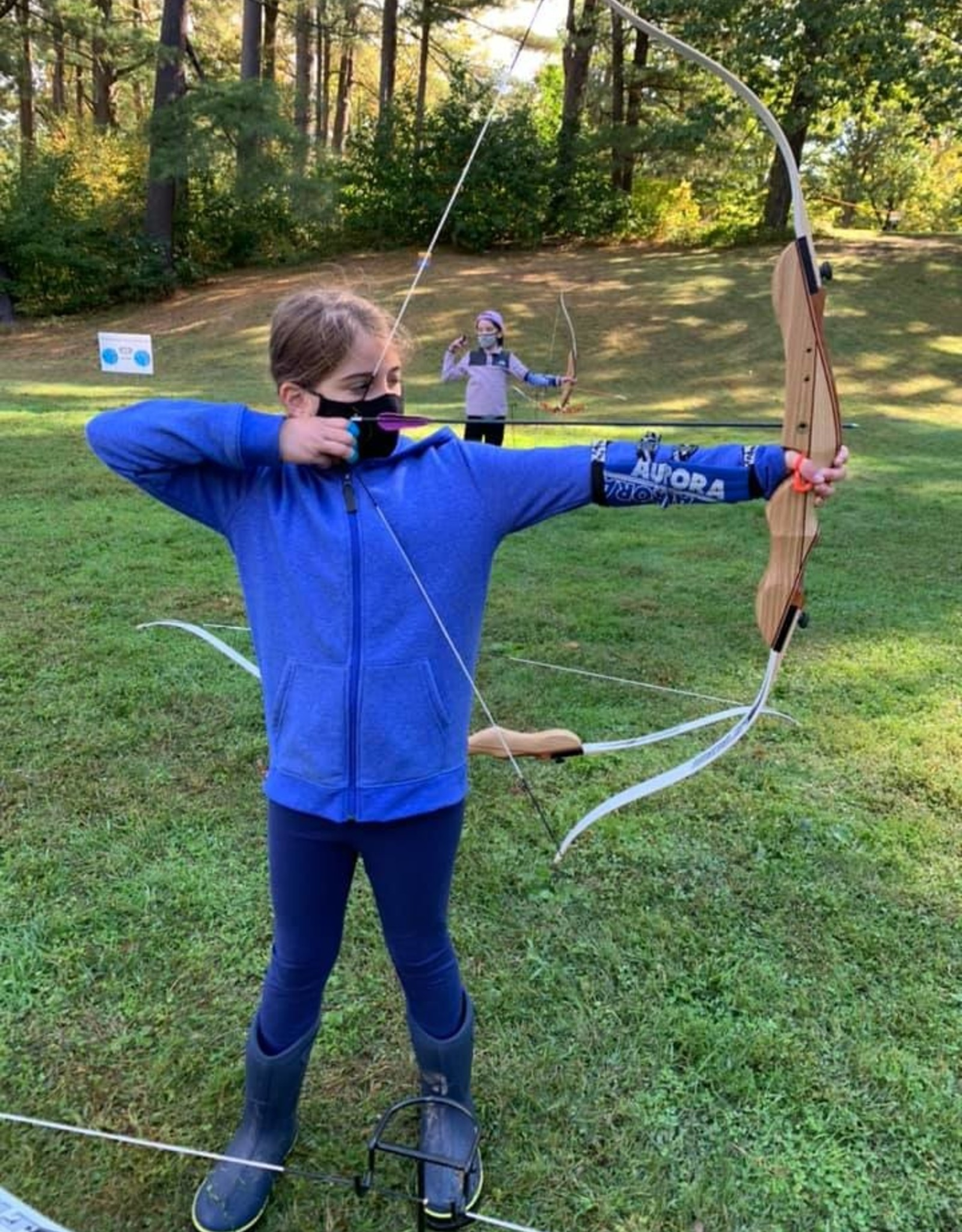 Kids Beginner Backyard Bow Package