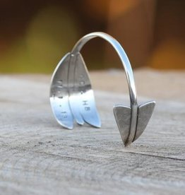 Heather Beck Designs Arrow Bracelet