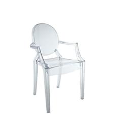 "Miniature ""Louis Ghost"" Acrylic Armchairs"