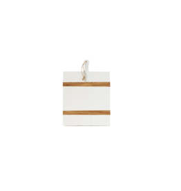 White Mod Charcuterie -Medium
