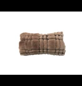Vintage Re-purposed Fur Pillow