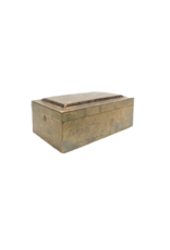 Large Brass Box