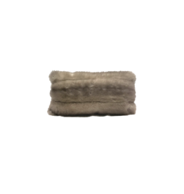 Re-purposed Mink Fur Pillow