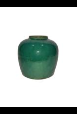 Turquoise Ginger Jar