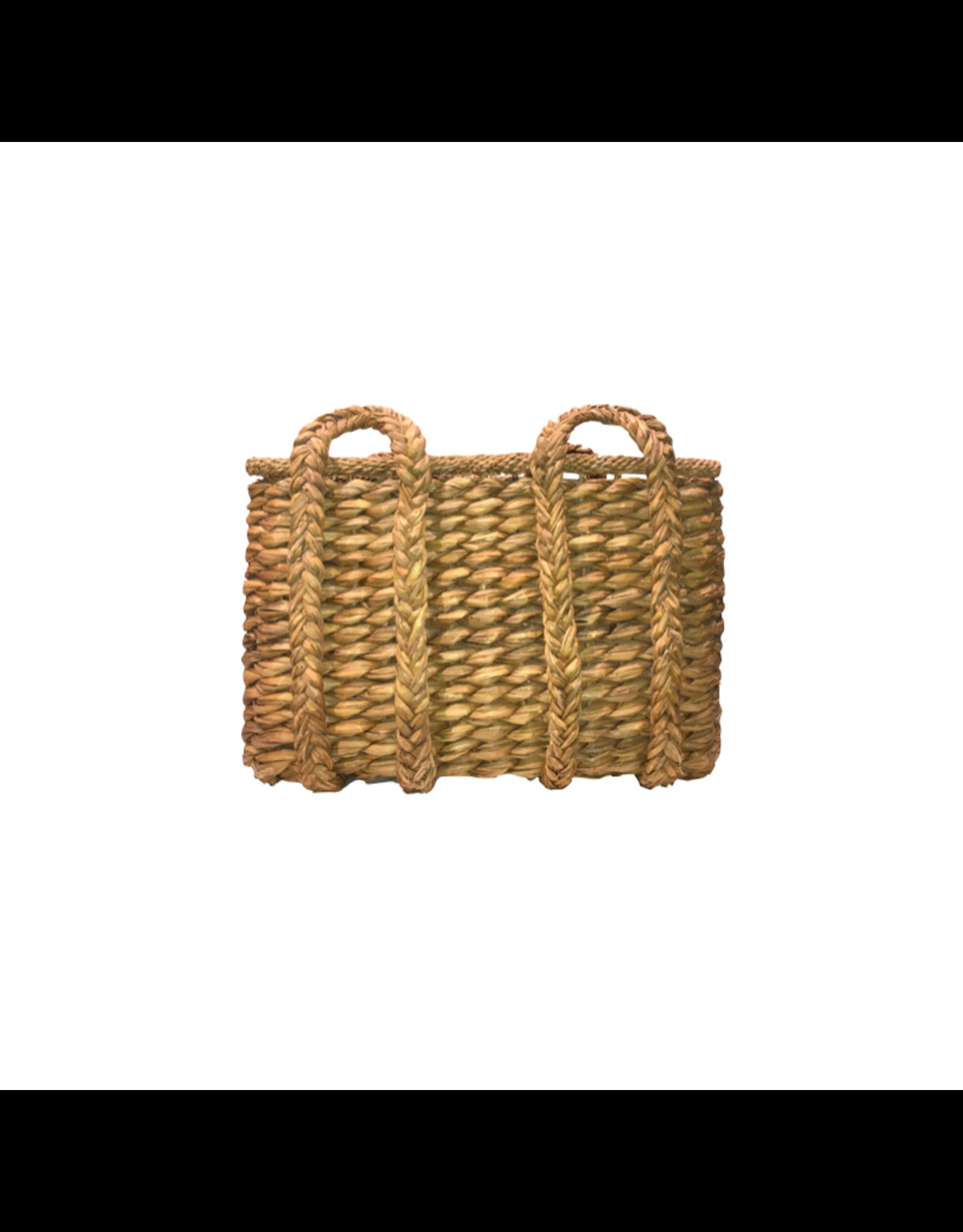 Rush Rectangular basket