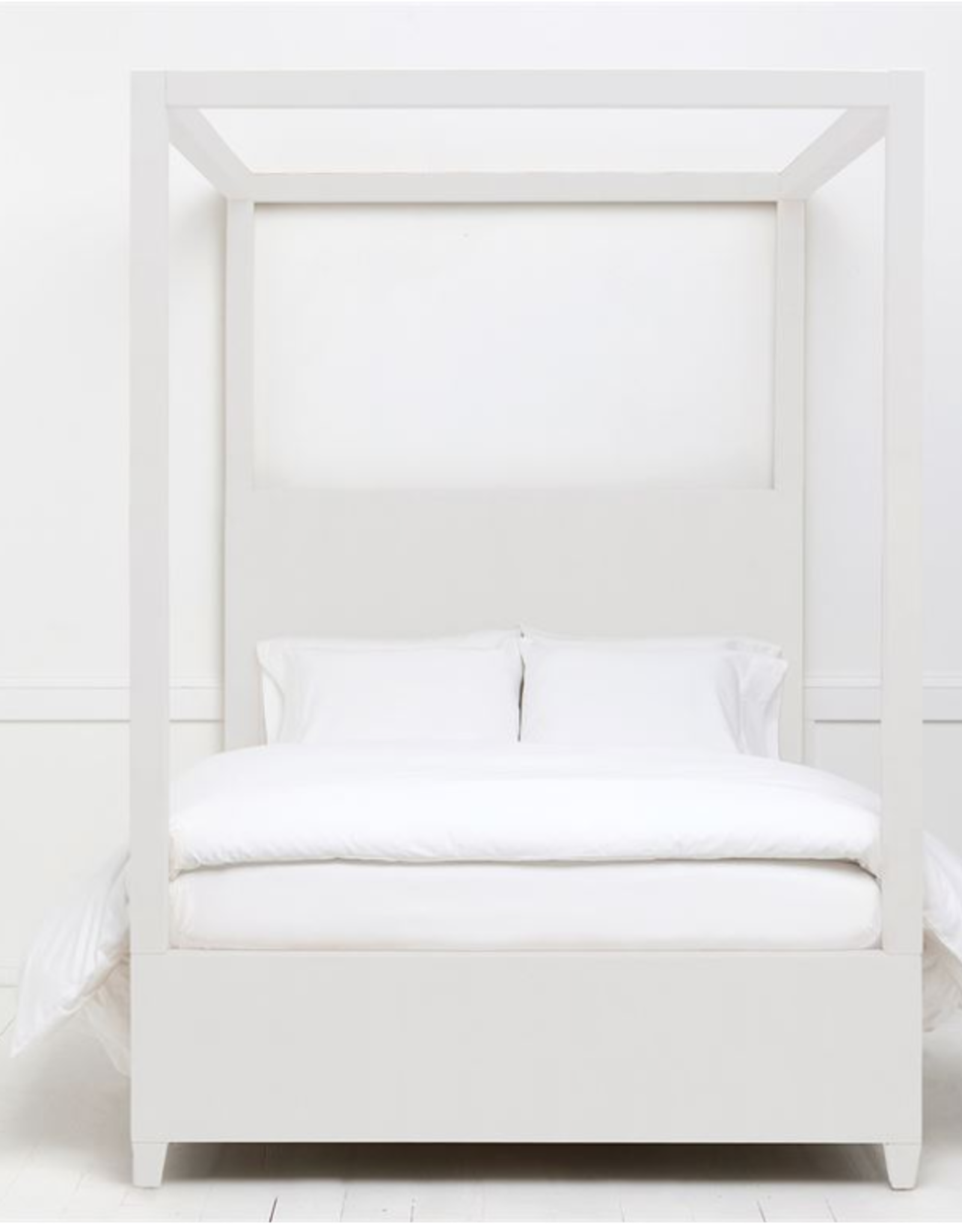 - Sorin Canopy Bed- Queen Size - Tiffany Farha Design