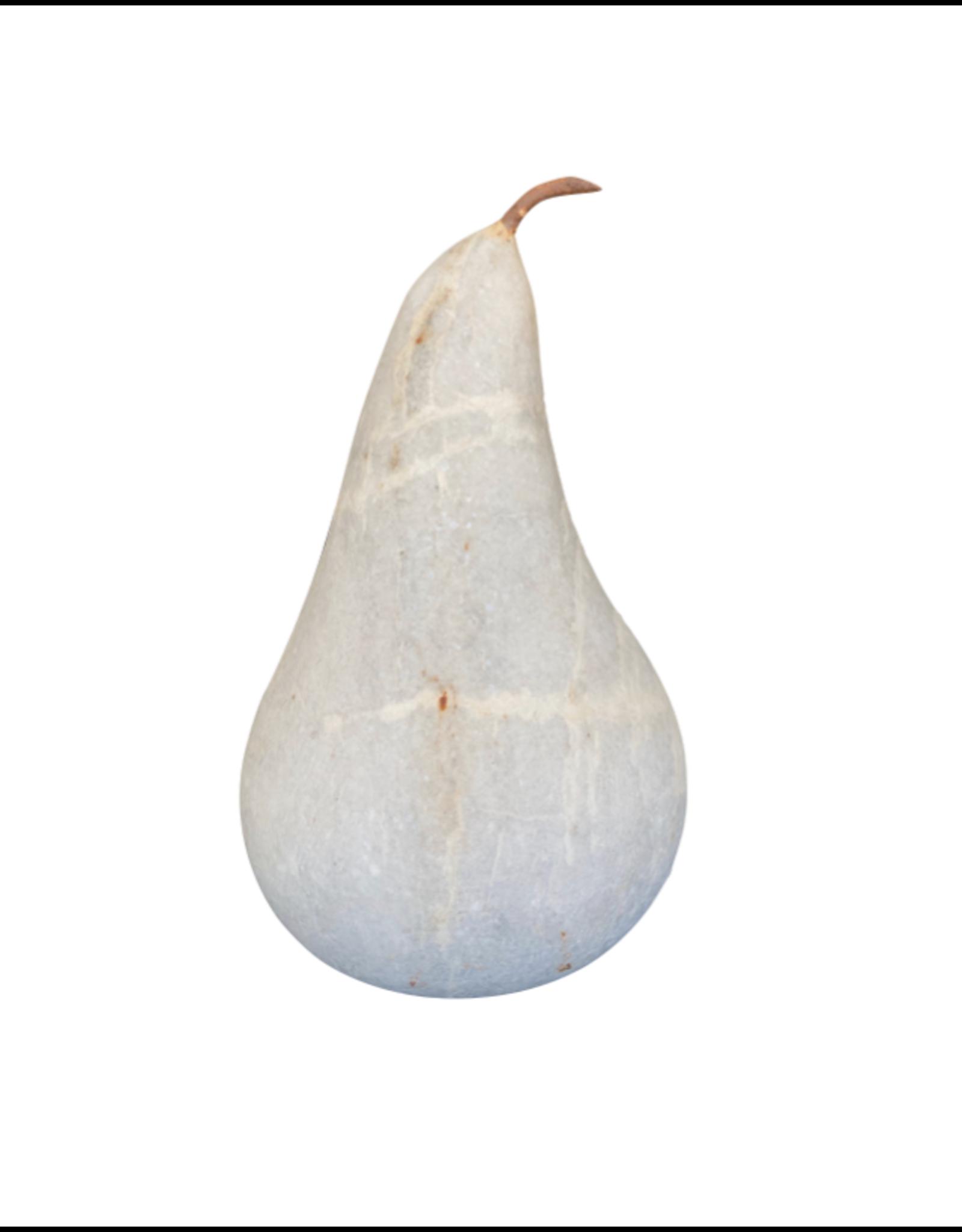 Large Concrete Pear