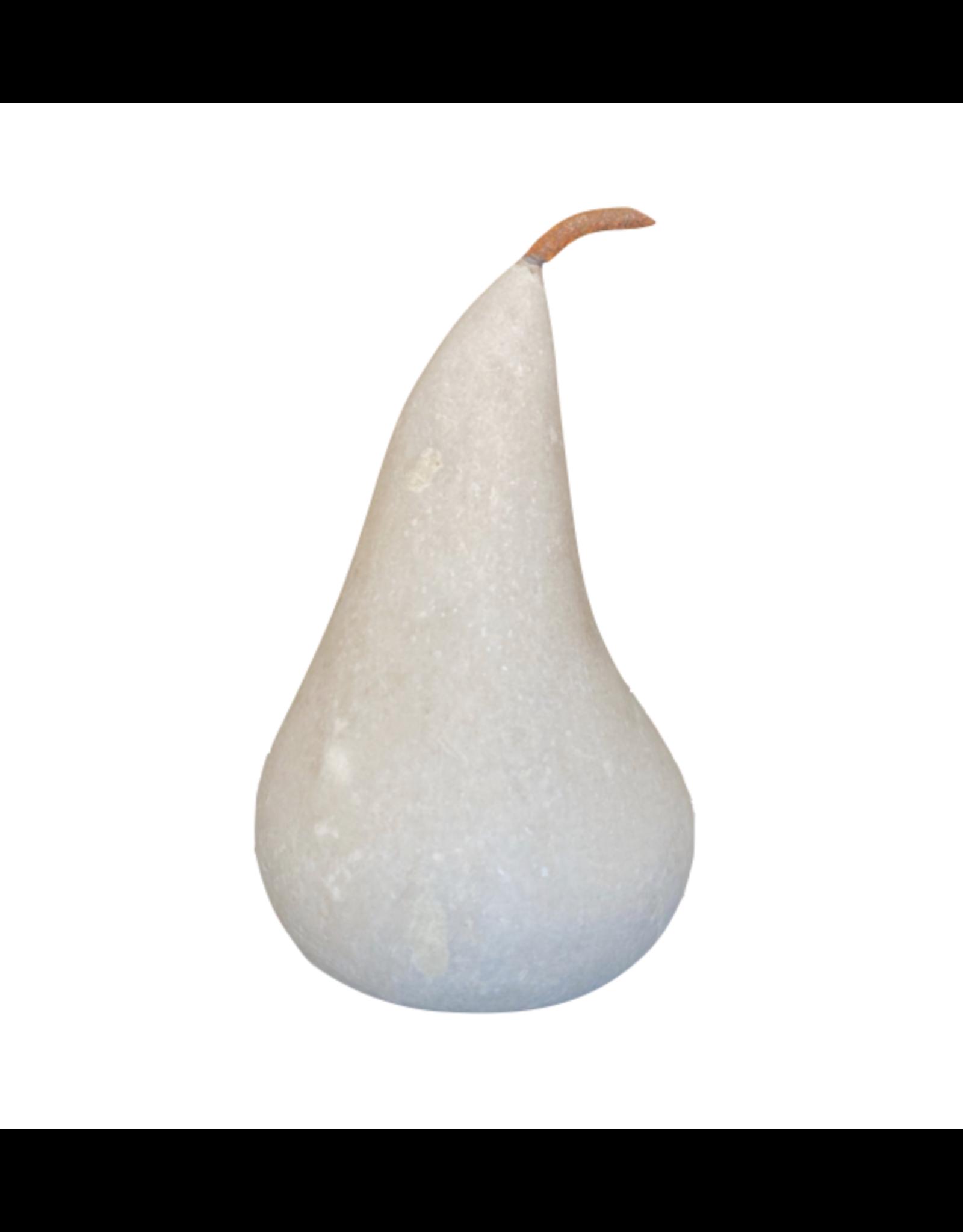 Small Concrete Pear