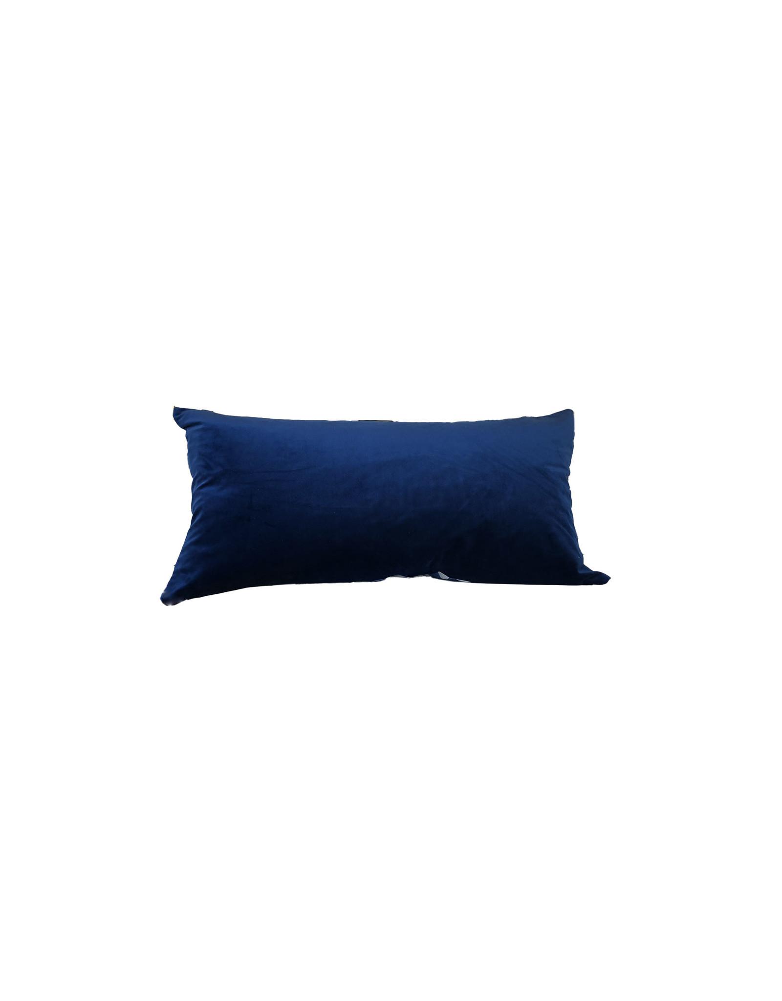 Geometric Down Pillows