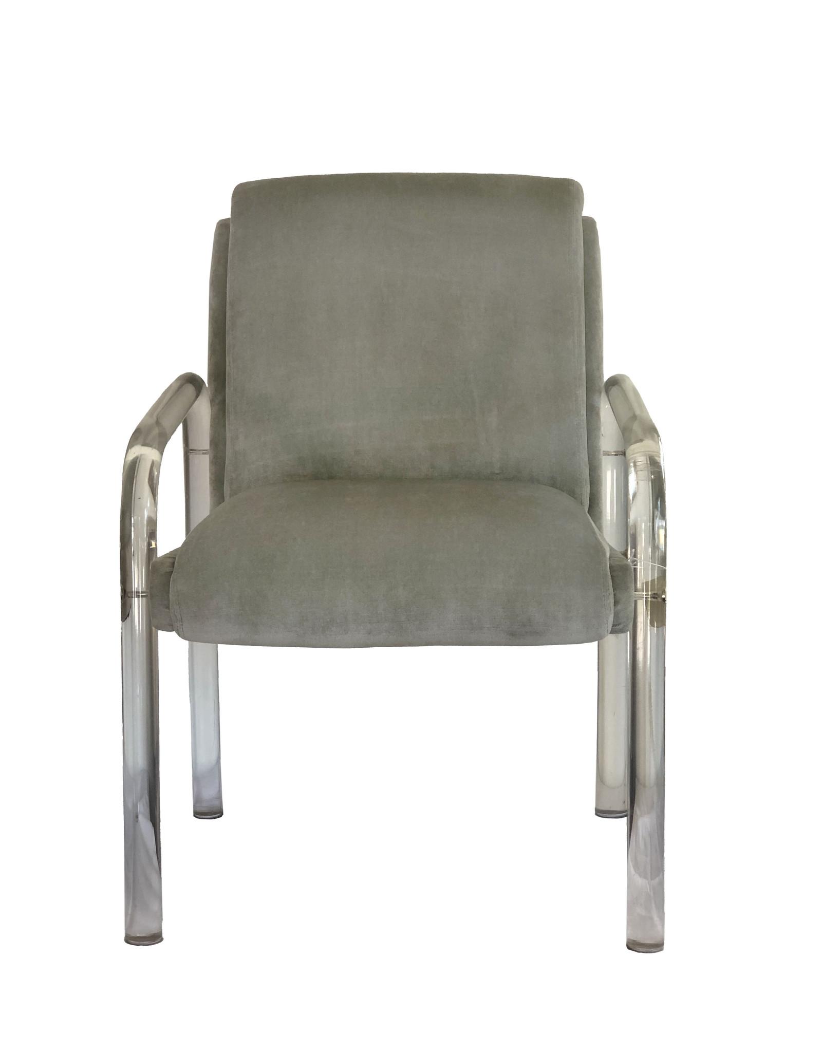 Vintage Charles Hollis Jones Armchair
