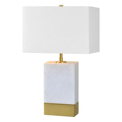 Table Lamp - LUCENT marble/gold - RW