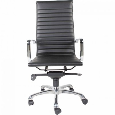 Office Chair - OMEGA Black M2 High Back - MS