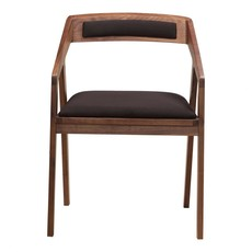 Arm chair - PADMA Black - MS