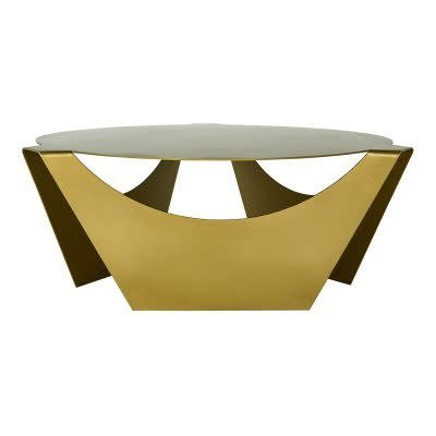 Coffee table - ALMA GOLD - MS